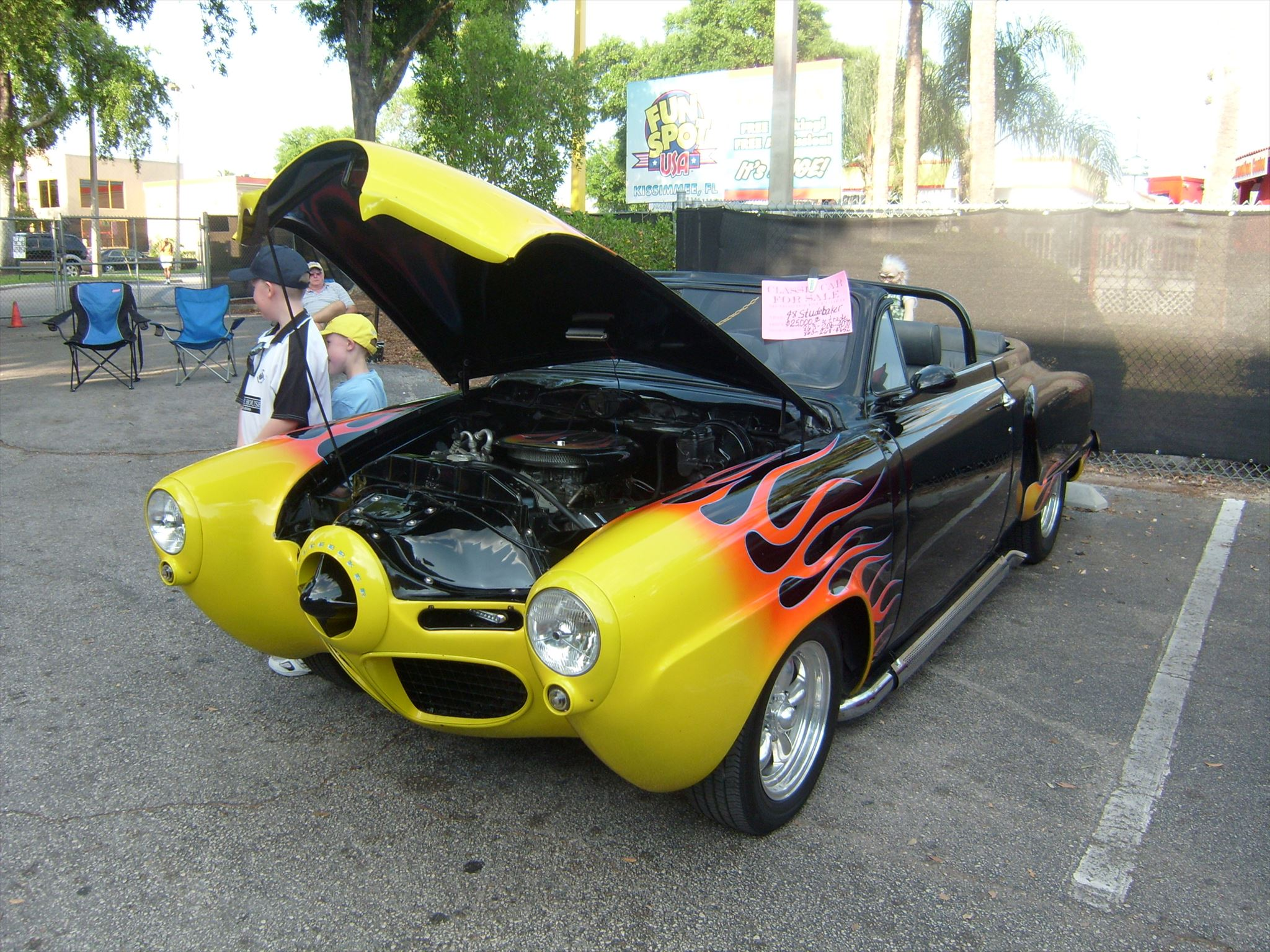 Saturday Night Cruise Kissimmee Florid - Kissimmee car show saturday