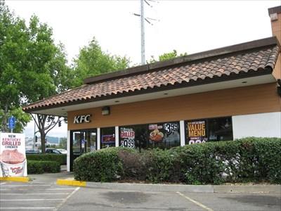 Kfc Stony Point Rd Santa Rosa Ca Kentucky Fried En Restaurants On Waymarking