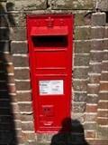 Image for Victorian Wall Post Box - Wendover, Buckinghamshire, UK