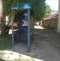 Image for Payphone / Telefonni automat - Melnické Vtelno, Czech Republic