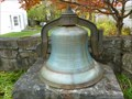 Image for First Congregational Parish Bell - Petersham, MA