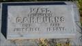 Image for Maud Burns - Shiloh Cemetery - Hiawatha, Ia.