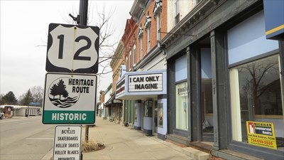veritas vita visited US-12 Historic Heritage Route