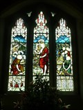 Image for Stained Glass Windows, Holy Trinity - West Lulworth, Dorset