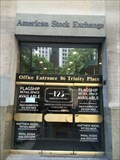 Image for American Stock Exchange Building - New York, NY
