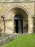 Image for Chepstow Priory - Portal - Gwent, Wales. Great Britain.