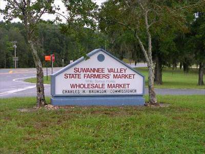 Suwannee Valley Farmers Market - White Springs, Florida