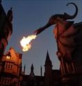 Image for Giant Dragon - Universal Studios - Orlando, Florida, USA.