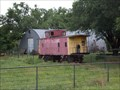 Image for Unmarked Caboose  (RI-17862 ??) - Kingfisher, OK