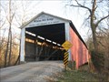 Image for Wilkins Mill Covered Bridge - Parke County, Indiana