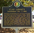 Image for Clay County - Ashland, Alabama
