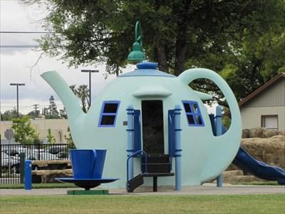 Teapot Playhouse, Children's Wonderland, Vallejo, CA