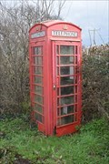 Image for Red Telephone Box - Llanyblodwel, Shropshire, SY10 9LS