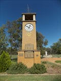 Image for War Memorial - Narrabri, NSW