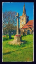 Image for Combined WWI & WWII Memorial - Churchover, Warwickshire