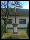 Image for Kríž na ulici Zámecká - Brno, Czech Republic