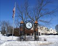 Image for Towne Square Clock - Byron, MN