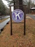 Image for Kiwanis Logo (Sign) - Kiwanis-Kamp Kiwanis - Holland, Michigan