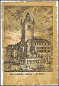 Image for Staromestská radnice by an unknown Artist (1780) - Praha, Czech republic