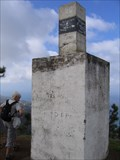 Image for Pico da Boneca Geodetic Point, Santana, Madeira, Pt