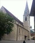 Image for Stadtpfarrkirche Maria Himmelfahrt - Baden, AG, Switzerland