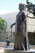 Image for The Spirit of Liliuokalani, (Sculpture) - Honolulu, Oahu, HI