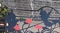 Image for Doves of Peace, WWI Memorial Bench - Damory Street - Blandford Forum, Dorset, UK