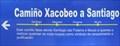 Image for Camiño Xacobeo a Santiago, Way & Information Marker - Muxia, Spain