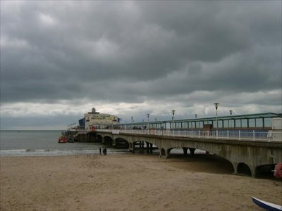 The Hand Of Ethelberta By Thomas Hardy Bournemouth Pier