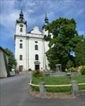 Image for Church of the Assumption of the Virgin Mary - Budišov nad Budišovkou, Czech Republic