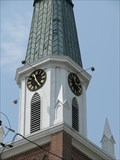 Image for Church of Ste. Genevieve Clock - Ste. Genevieve, Missouri