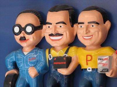 Pep Boys, Pane 3, Pasadena, CA