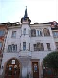Image for Maison Mieg, 11 place de la Réunion, Mulhouse, Alsace / France