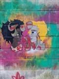 Image for Graffiti Saugatuck Dunes State Park - Saugatuck, Michigan