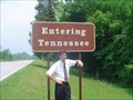 Image for Alabama / Tennessee Border ( Nachez Trace )