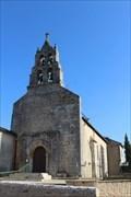 Image for L'église Saint-Romain - Mazerolles, France