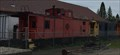 Image for P&WV Caboose 854 - Salamanca, NY