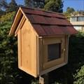 Image for Little Free Library at 143 Santa Fe Avenue - El Cerrito, CA