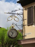 Image for Clock on Optik Mattäus - Bad Windsheim, Germany
