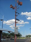 Image for Tempe Town Lake Emergency Warning System Siren - Tempe, Arizona