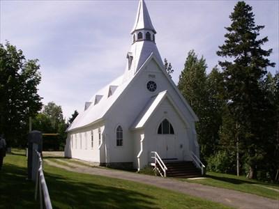 L'église Holy Trinity d'Irlande