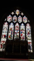 Image for Stained Glass Windows - St Guthlac - Branston, Leicestershire