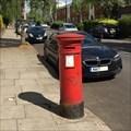 Image for Victorian Pillar Box - Belsize Road - London - UK