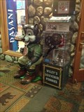 Image for Great Wolf Lodge Penny Smasher- Wisconsin Dells