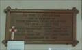 Image for Memorial Plaque - St Andrew - Felmingham, Norfolk
