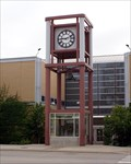 Image for Civic Center Clock - Rochester, MN.