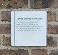 Image for James Bradley's Meridian -- Royal Observatory, Greenwich, London, UK
