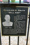 Image for Bill Arp - (a.k.a. Charles H. Smith) - Cartersville, GA