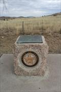 Image for FIRST -- European to traverse Paisano Pass, US 67/90 13 miles E of Marfa TX