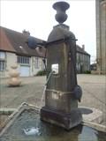 Image for Fontaine à balancier - le Montet - France